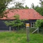 Landelijke schuur te Batenburg